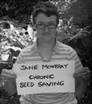 Jane Mowbray is a passionate and dedicated seed saver and a founding member of Inner West Seed Savers