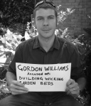 Gordon Williams, graduate of the Permaculture Research Institute