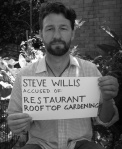 Steve Willis, Permaculture Designer