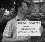 Diego has lead many weed tours through Sydney suburbs and has a field guide available for purchase